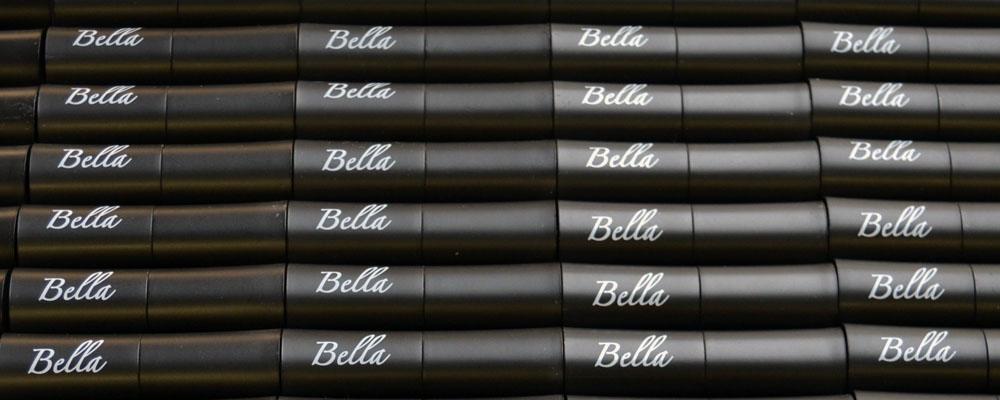 printing on tubes